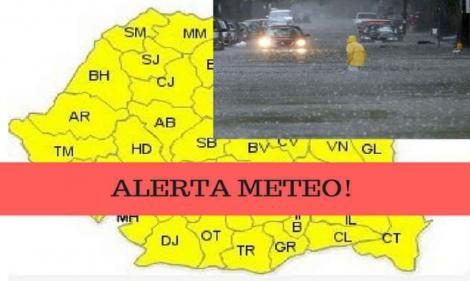Meteorologii anunță când încep ploile. Cum va fi vremea până la finalul lunii septembrie