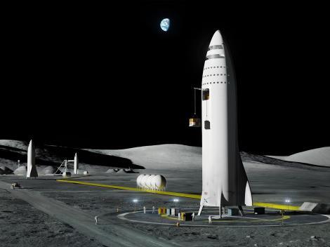 Extravaganța unui miliardar! Va fi prima persoană care va călători în jurul Lunii și va lua alături de el, gratuit, mai mulți artiști