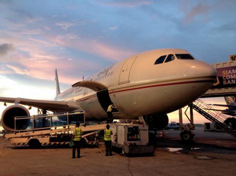 UPDATE! ALERTĂ pe aeroporul Otopeni! Un avion cu 290 de călători a fost izolat de urgență! Ce s-a întâmplat