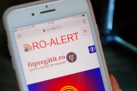Ro-Alert. Cum configurezi sistemul de salvare în telefonul mobil