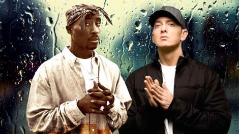 Eminem face acuzații ȘOCANTE! Un rapper celebru ar fi ordonat asasinarea lui Tupac