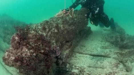 """Descoperirea uluitoare în apele Atlanticului: """"Este una dintre cele mai importante descoperiri arheologice ale secolului"""""""