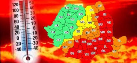 """Vești sumbre de la meteorologi! Ce se va întâmpla cu vremea e îngrijorător: """"Vom avea temperaturi de 50 de grade!"""""""