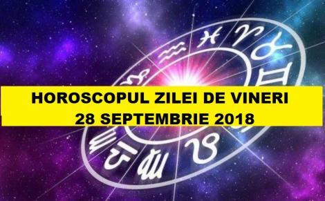 Horoscop 28 septembrie 2018. Ce zodie trece prin mare necaz