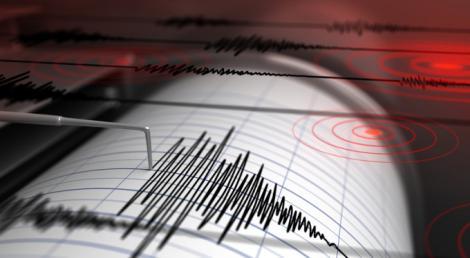 CUTREMUR puternic. Unde s-a produs seismul de 5,2 grade pe scara Richter