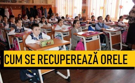 Elevii vor avea zi liberă pe 5 octombrie. Inspectoratul Școlar a anunțat ce se întâmplă cu orele pierdute