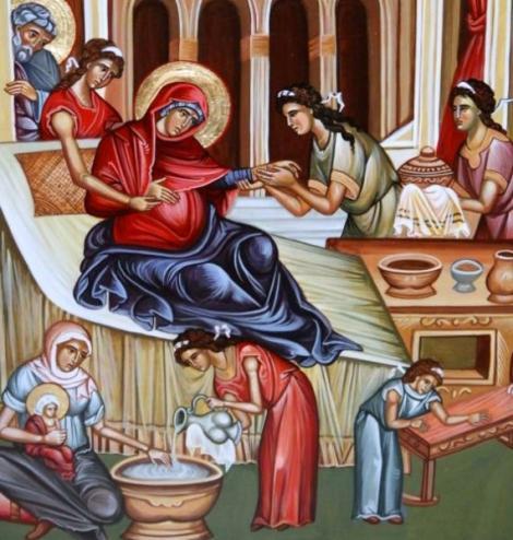 Mesaje de Sfânta Maria Mică. Cele mai frumoase mesaje de la mulți ani