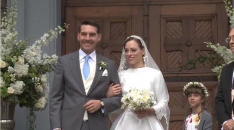 LIVE Nunta Regală Sinaia 2018. Fostul Principe Nicolae s-a căsătorit cu Alina Binder