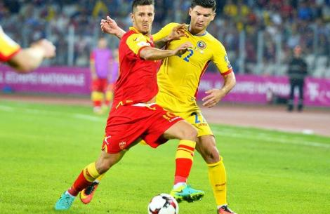 România - Muntenegru, Liga Națiunilor. Lovitură de proporții: cel mai bun jucător, OUT din lot