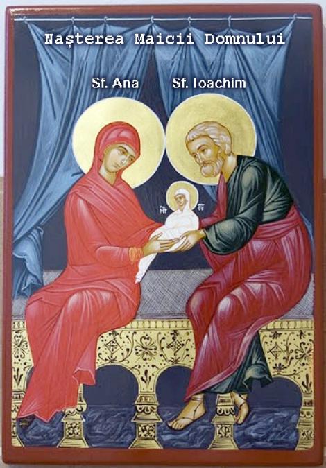 Sfânta Maria Maică, 8 septembrie. Ce NU ai voie să faci de Nașterea Maicii Domunui