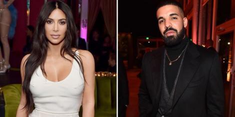 """BOMBĂ în showbiz: """"O relație între ei nu e un concept de neimaginat!"""" Kim Kardashian a avut o aventură cu Drake? Cum răspunde starul de reality-show"""