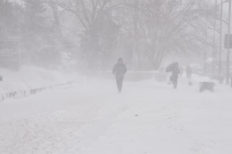 Vremea 11 ianuarie. Prognoza meteo anunță ninsori și ger în România