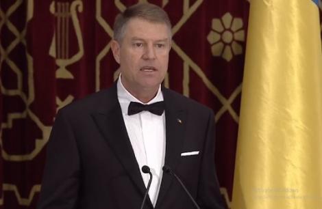 """Ceremonia oficială de lansare a Preşedinţiei române la UE a început! Președintele Klaus Iohannis, discurs despre """"unitate şi coeziune"""""""