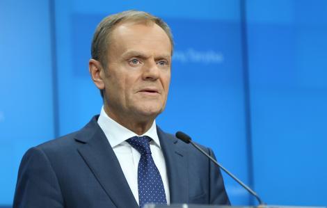 România preia şefia Consiliului UE. Discursul lui Donald Tusk la Ateneul Român