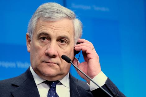 România preia şefia Consiliului UE. Discursul lui Antonio Tajani la Ateneul Român