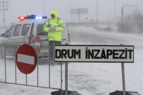 Vremea face ravagii! Lista drumurilor județene închise