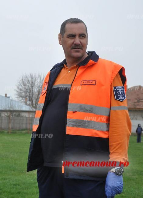 """Caz șocant! Asistent medical de la Ambulanța din Bârlad, găsit beat mangă la serviciu: """"Uneori îi lovește pe pacienți"""""""