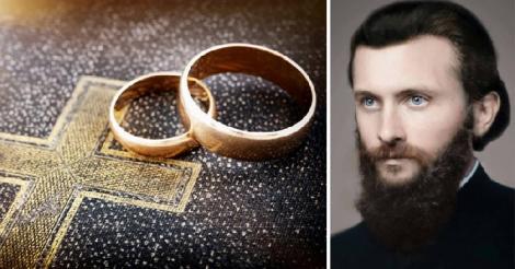 Arsenie Boca: 10 motive pentru care cele mai multe cupluri sunt nefericite!