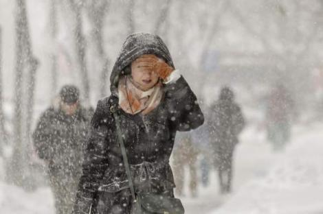 Alertă! Va fi cumplit în București! Ninsori și condiții meteo periculoase în Capitală