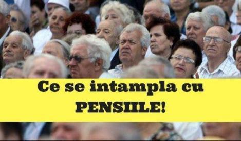 Ce se întâmplă cu pensiile? România, somată de Comisia Europeană să ia măsuri