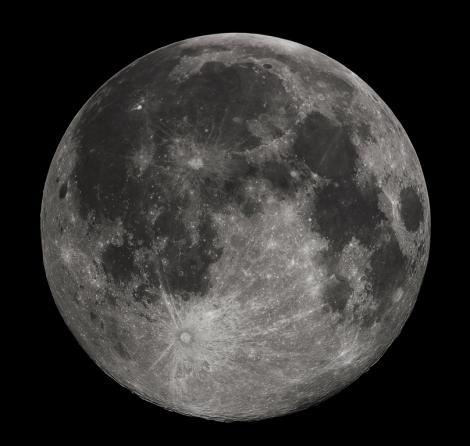Descoperire complet neașteptată! Concluzia cercetătorilor după ce au analizat o rocă de pe Lună