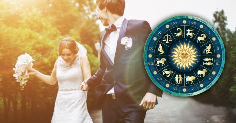 Ele dau lovitura în 2019! Zodii care se căsătoresc în următoarele luni
