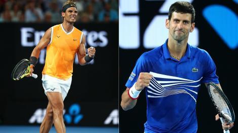 Sârbul Novak Djokovici a scris istorie! L-a învins pe Nadal și a câştigat Australian Open a şaptea oară! Câți bani va încasa