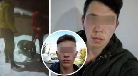 """Ei sunt cei doi adolescenți care au călcat în picioare un copil în Botoșani: """"Îl știu, e poamă rea ca taică-su!"""""""