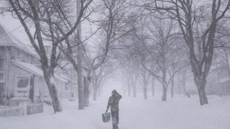 Vremea 4 ianuarie. Prognoza meteo anunță ger cumplit! Temperaturi minime extreme