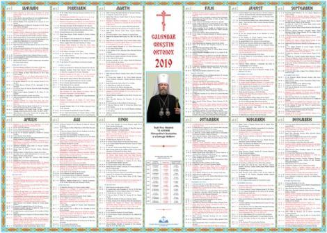 Calendar ortodox 4 ianuarie. Prima zi aliturgică din acest an