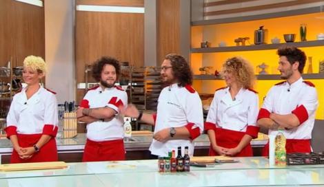 """Echipa lui chef Florin Dumitrescu, schimbare de look uluitoare! """"Ne-am făcut toți creți"""". De ce și-au schimbat înfățișarea"""