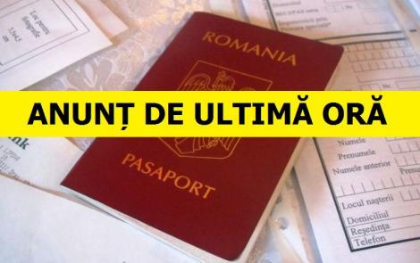 Se schimbă pașapoartele! Cum vor arăta noile documente și ce vor conține