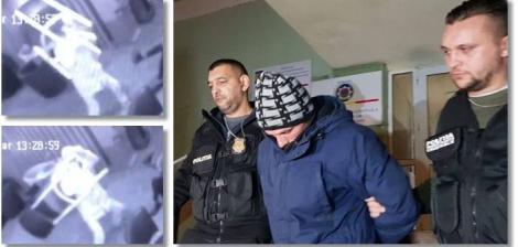 Incredibil! Cine este bărbatul care a bătut cu bestialitate o femeie, la Timișoara! Are doi copii mici acasă, iar soția lui e însărcinată din nou