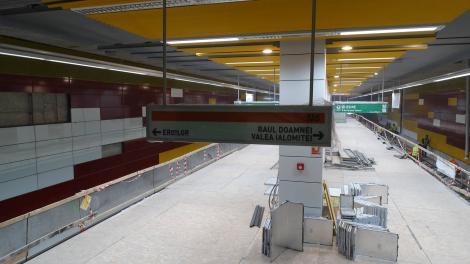 S-a rezolvat, nu se poate! Metroul din Drumul Taberei este blocat! Inaugurarea se amână pe termen nelimitat!