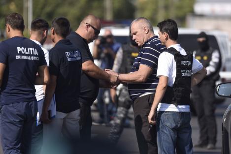 Gheorghe Dincă, transferat la Spitalul Penitenciar Jilava pentru expertiza psihiatrică