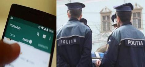 Poliția Română a decis: fără informații pe Whatsapp și Facebook Messenger! Ce se întâmplă cu grupurile de chat