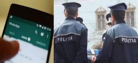 """Poliția Română revine cu lămuriri după ce aplicațiile WhatsApp și Messenger au fost interzise: """"Este interzisă doar transmirea informațiilor clasificate!"""""""