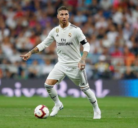 Sergio Ramos vrea să meargă cu Spania la JO de la Tokyo