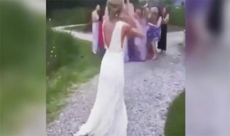 """Mireasa a fugit, în lacrimi, de la petrecerea de nuntă, în momentul cel mai important! """"Am fost umilită în fața tuturor invitaților"""""""
