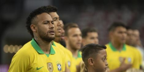Brazilia a remizat cu Senegal, scor 1-1, într-un meci amical disputat în Singapore