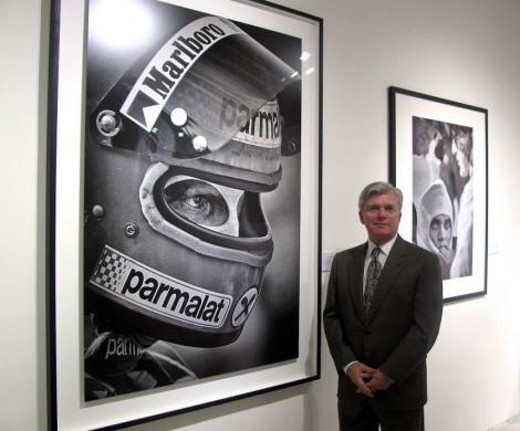 O expoziţie de fotografie despre Epoca de Aur a Formulei 1, semnată de jurnalistul american Richard Kelley, în premieră în România