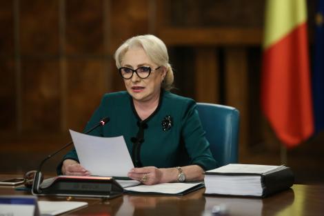 Dăncilă: Este datoria noastră să limităm efectele devastatoare ale haosului în care Klaus Iohannis a aruncat ţara, lăsând-o fără viziune şi fără program de guvernare