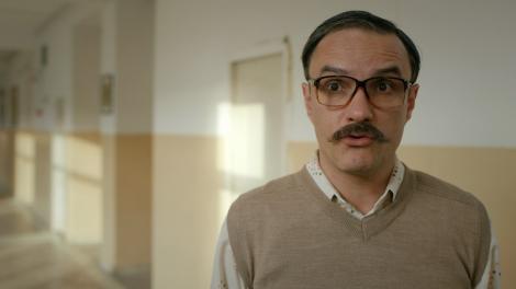 """Niciodată nu este prea târziu! La 48 de ani, Marcel se înscrie, pe ascuns, la școală: """"Nu e ușor, vă spun de-acum!"""""""