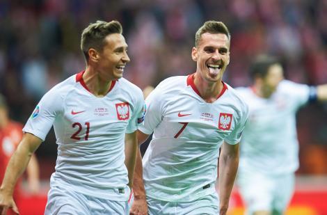 Preliminarii Euro-2020: Polonia, a patra echipă calificată la turneul final; Germania a învins Estonia în inferioritate numerică, scor 3-0