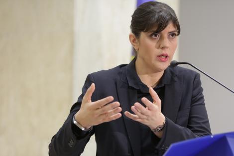 Consiliul UE confirmat-o pe Laura Codruţa Kovesi ca procuror-şef european