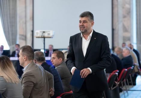 Ciolacu: Abia aştept să văd cum oameni de stânga îl vor vota cu două mâini pe Orban! Pregătiţi-vă de artificii, PSD chiar ştie să facă opoziţie!