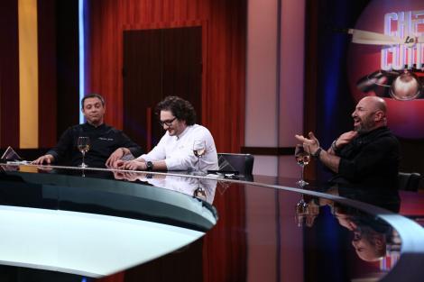 Chefi la cuțite, lider de audiență: Chef Scărlătescu, pe primul loc în clasamentul amuletelor