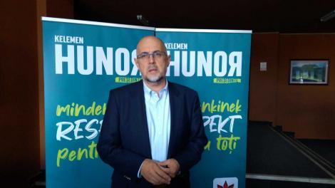 Kelemen Hunor, după consultările de la Cotroceni: Nu vom respinge pe nimeni, dar nici nu vom promite sprijin până când nu vom cunoaşte programul de guvernare