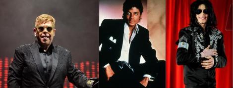 """Elton John, dezvăluiri bombă despre Michael Jackson: """"Era o persoană tulburată!"""""""