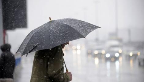 Vremea pe patru săptămâni: Vremea în noiembrie 2019. Cât scad temperaturile